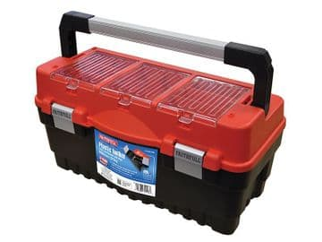 Cantilever Tote Tray & Organiser Lid Toolbox 53cm (21in)